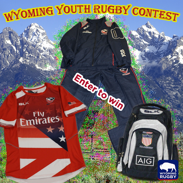 Wyoming Youth Rugby Contest