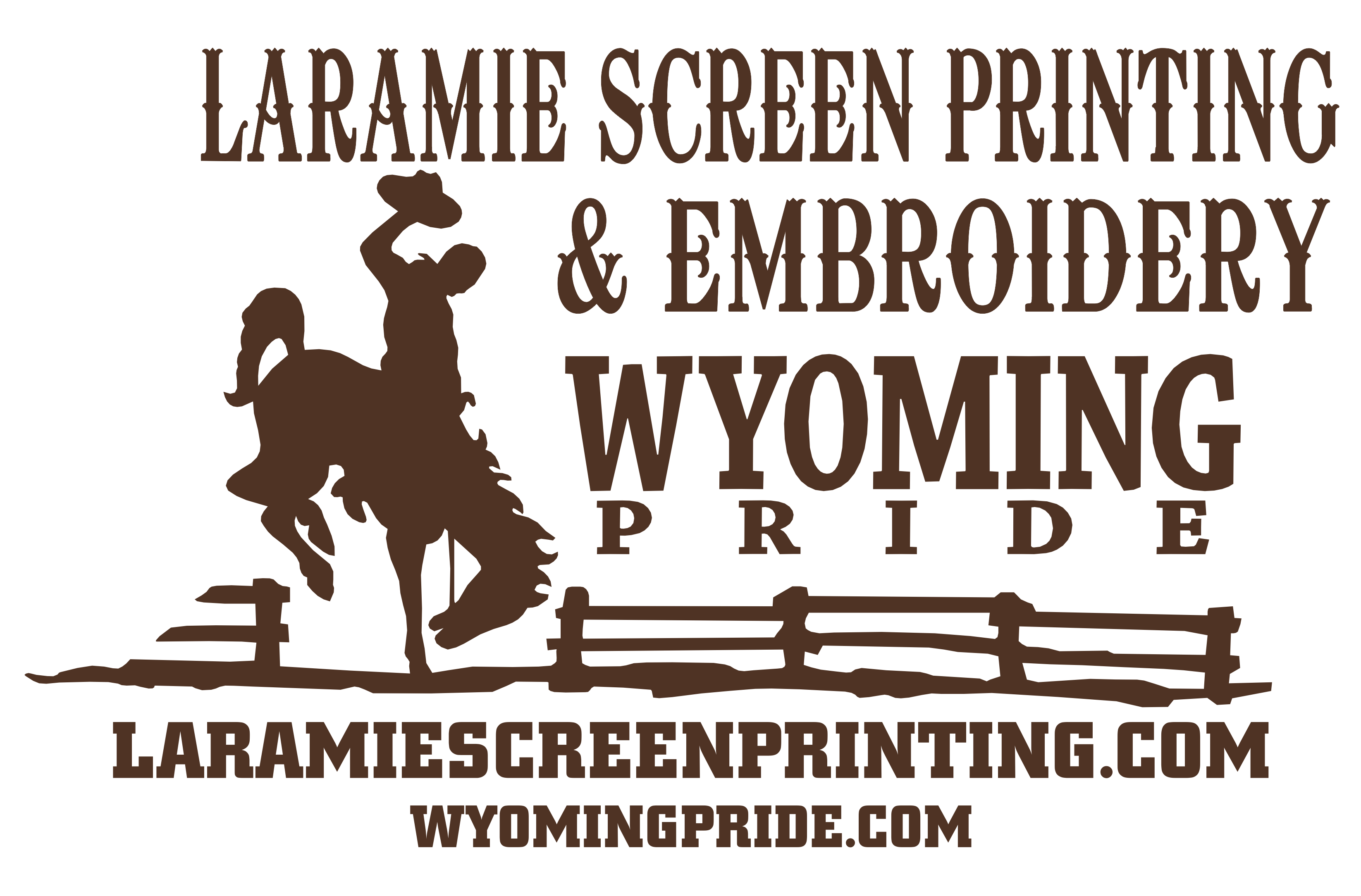 Laramie Screen Printing & Embroidery